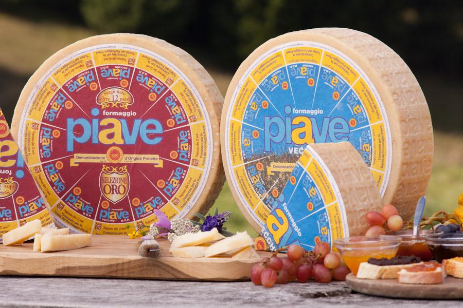 Il Consorzio di tutela del formaggio Piave DOP festeggia i suoi primi 5  anni | Formaggio Piave DOP